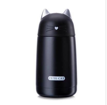 Le Thermos en forme de chat