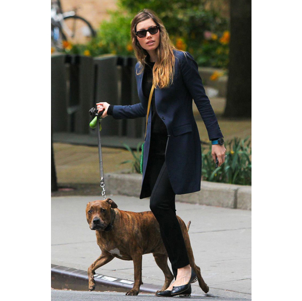 jessica dog walking